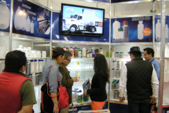 Exhibits at Trade Shows